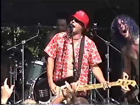 NOFX - (WARPED TOUR) Pompano Beach,Fl 8.5.98