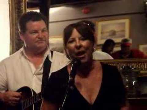 """Jodi Vaughn sings """"Midnight Special"""""""