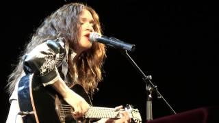 Nomi Ruiz - Still Your Girl (COCOROSIE Concert) 2013.06.17 Budapest
