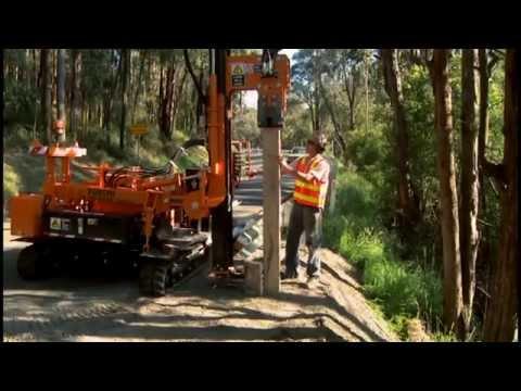 Turchi Post Driver Demo Video