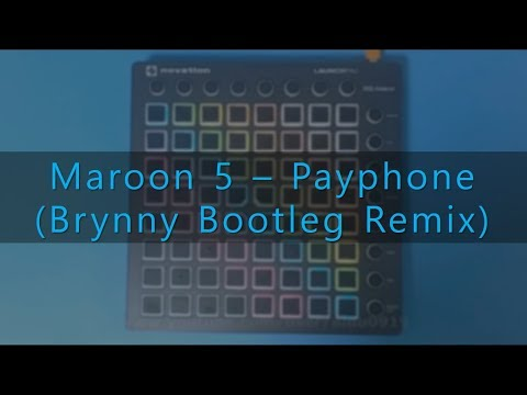 [KSS] Maroon 5 - Payphone (Brynny Bootleg Remix)