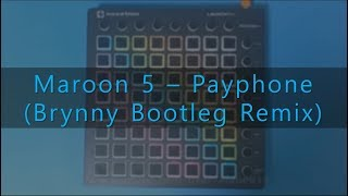 Download [KSS] Maroon 5 - Payphone (Brynny Bootleg Remix) Mp3