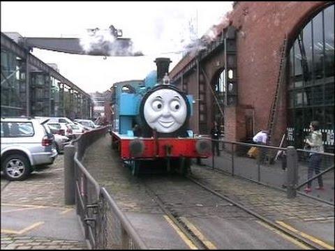 Mein Eisenbahn Erlebnis Urlaub Wales 2011 Teil 6