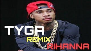 Tyga - Stimulated Remix   Rihanna ft. Trey Songz ft. Wiz Khalifa