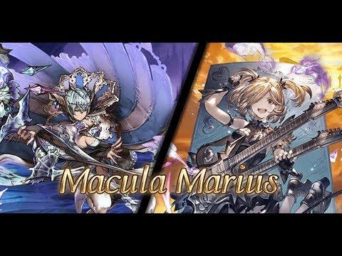 Rising Force Earth Demo Macula Marius 27 Granblue Fantasy Youtube