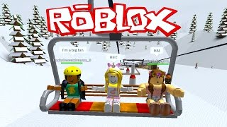 Roblox Ski Resort Let