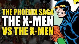 The X-Men vs The X-Men!? (The Phoenix Saga: Book One)