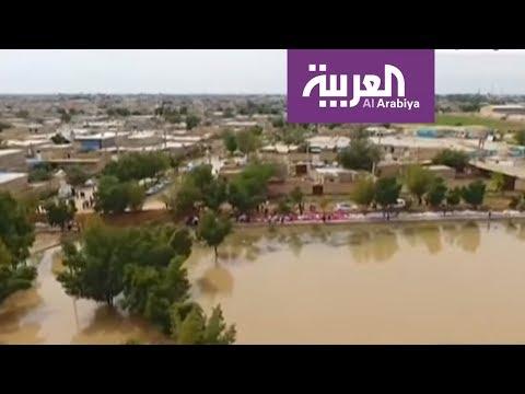 سكان الأحواز متخوفون من تهجيرهم بحجة فيضانات السدود  - نشر قبل 7 ساعة