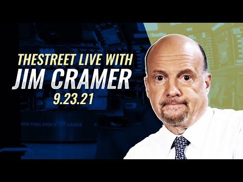 Fed, Facebook, Boeing, Evergrande: Jim Cramer's Stock Market Breakdown - September 23
