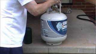 May 16, 2012 how to refill  1LB. propane tanks  wilsonwholsale@hotmail.com
