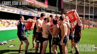 Brisbane Lions Ice Bucket Challenge