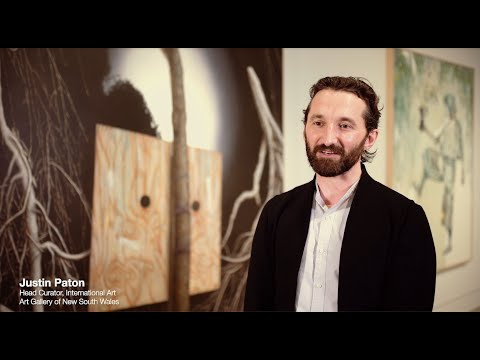 Trends in contemporary art—Justin Paton