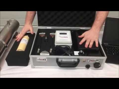 ST1 VesselCheck Portable Demonstration Unit - Video Tutorial