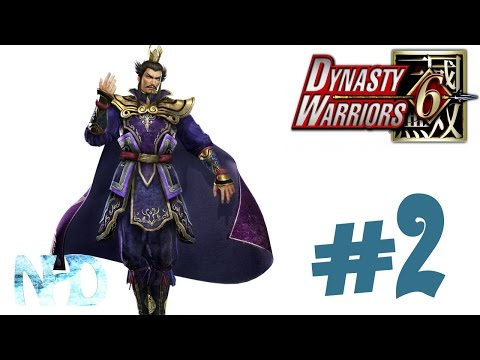 Let's Play Dynasty Warriors 6 Cao Cao (Wei pt2) Battle of Guan Du