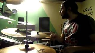 Mad Caddies/Shot In The Dark/Drumcover by flob234