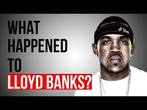 WHAT HAPPENED TO LLOYD BANKS?