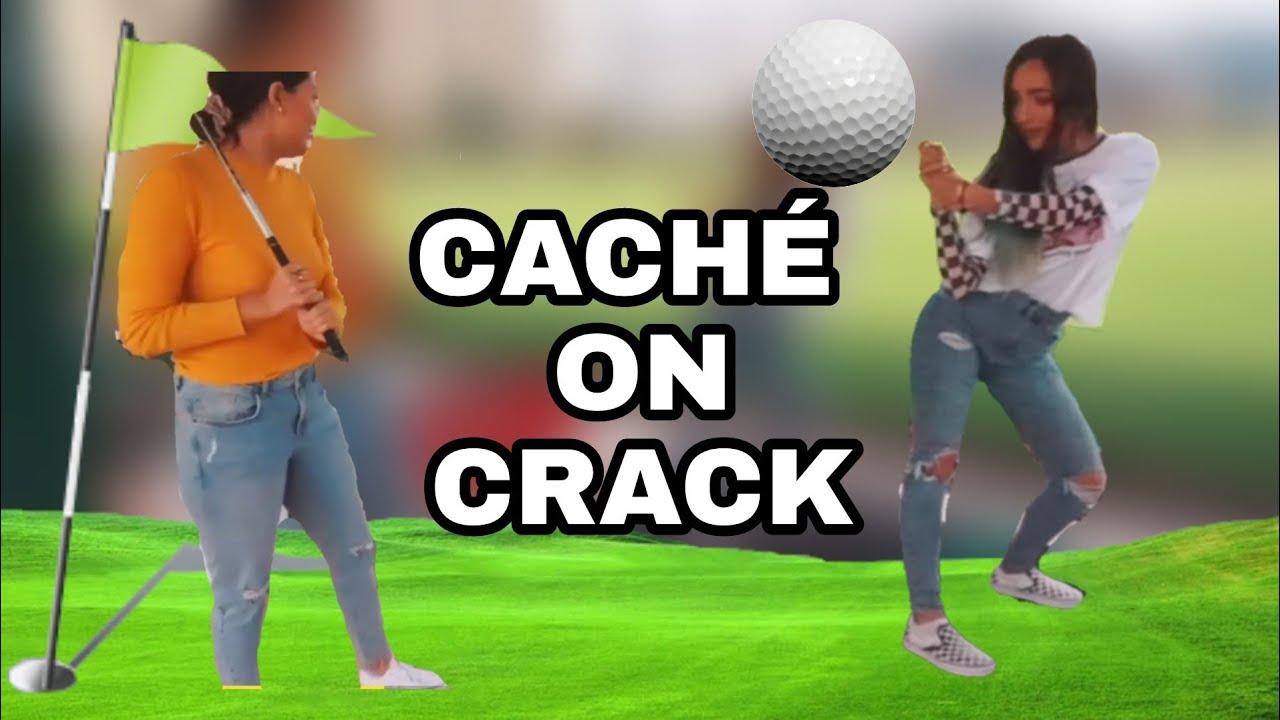 CACHÉ ON CRACK