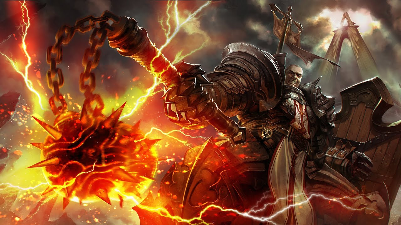 diablo 3 crusader wwwimgkidcom the image kid has it