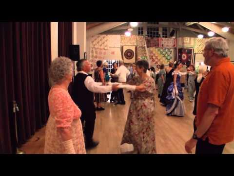 English Country Dance - Fandango - The Fandango