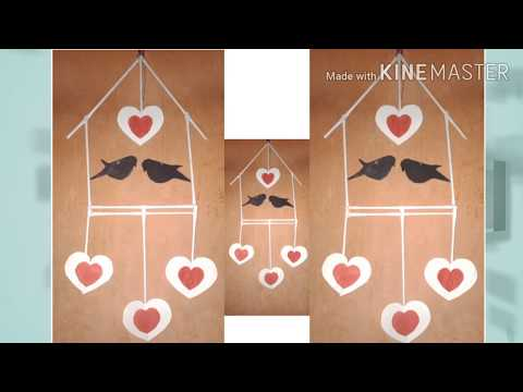 paper-craft-/-wall-decoration-ideas