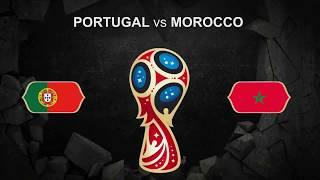 Portugal vs Morocco FIFA World Cup 2018 june 20 Football PROMO