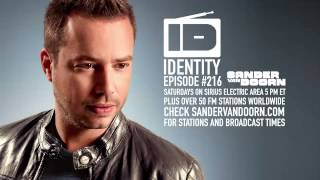 Sander van Doorn - Identity Episode 216 (Live @ Pier 36, New York, USA)