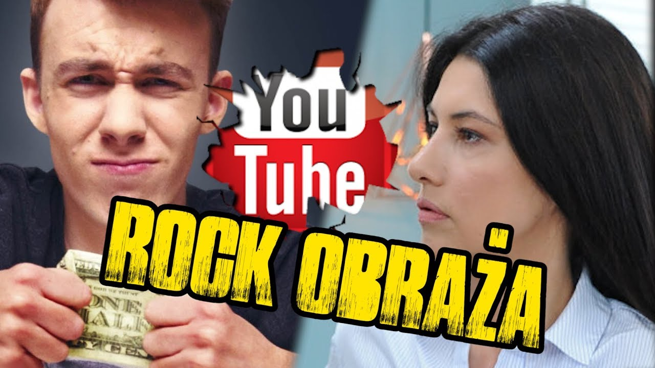 Rock obraża youtuberów 7…