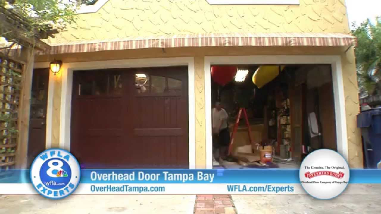 High Quality The Overhead Door Experts In Tampa Bay