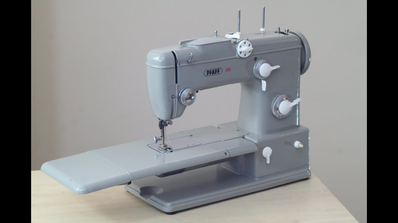 pfaff 360 automatic n hmaschine sewing machine