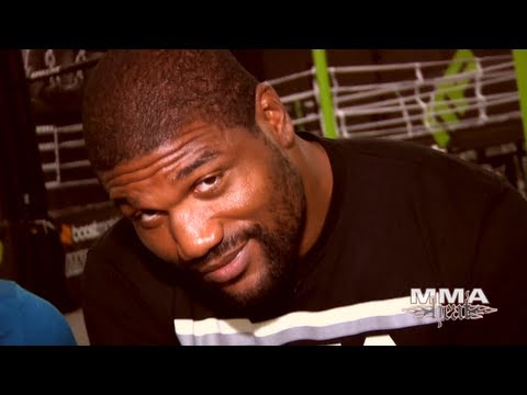 Rampage Jackson: The Post-Motorboat, Pre-Jon Jones UFC 135 Fight Interview with Karyn Bryant