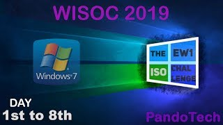 WISOC 2019 - Day 1 to 8 - People's OS and Issues