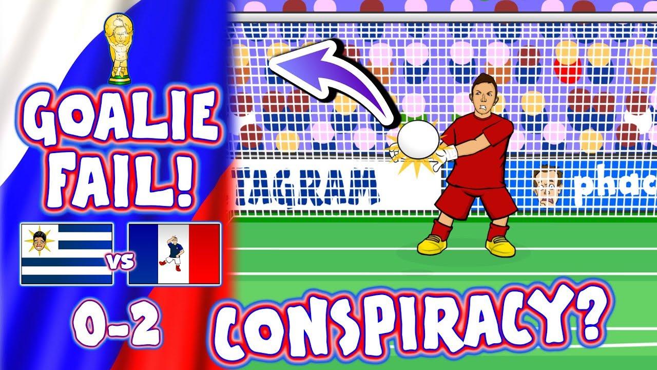 uruguay-vs-france-conspiracy-muslera-howler-0-2-world-cup-goals-highlights-goalkeeper