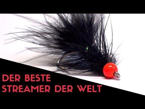 Woolly Bugger Streamer – der Beste seiner Art!