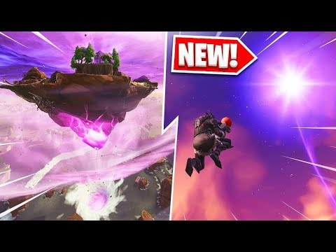 The Fortnite CUBE ISLAND *FINAL STAGE* ACTIVATED! (New Secret Message Revealed) thumbnail