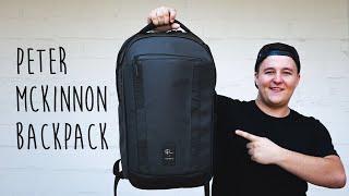Peter McKinnon Camera Bag - Best Travel Backpack?