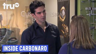 The Carbonaro Effect: Inside Carbonaro - High Security Ring Cleaning   truTV