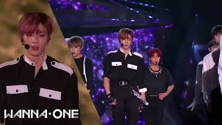 181214 2018 MAMA in HONG KONG   Wanna One (워너원) Solo Perf + …
