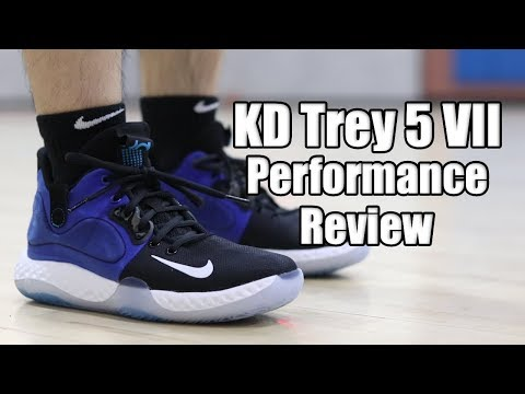 Nike KD Trey 5 VII Performance Review