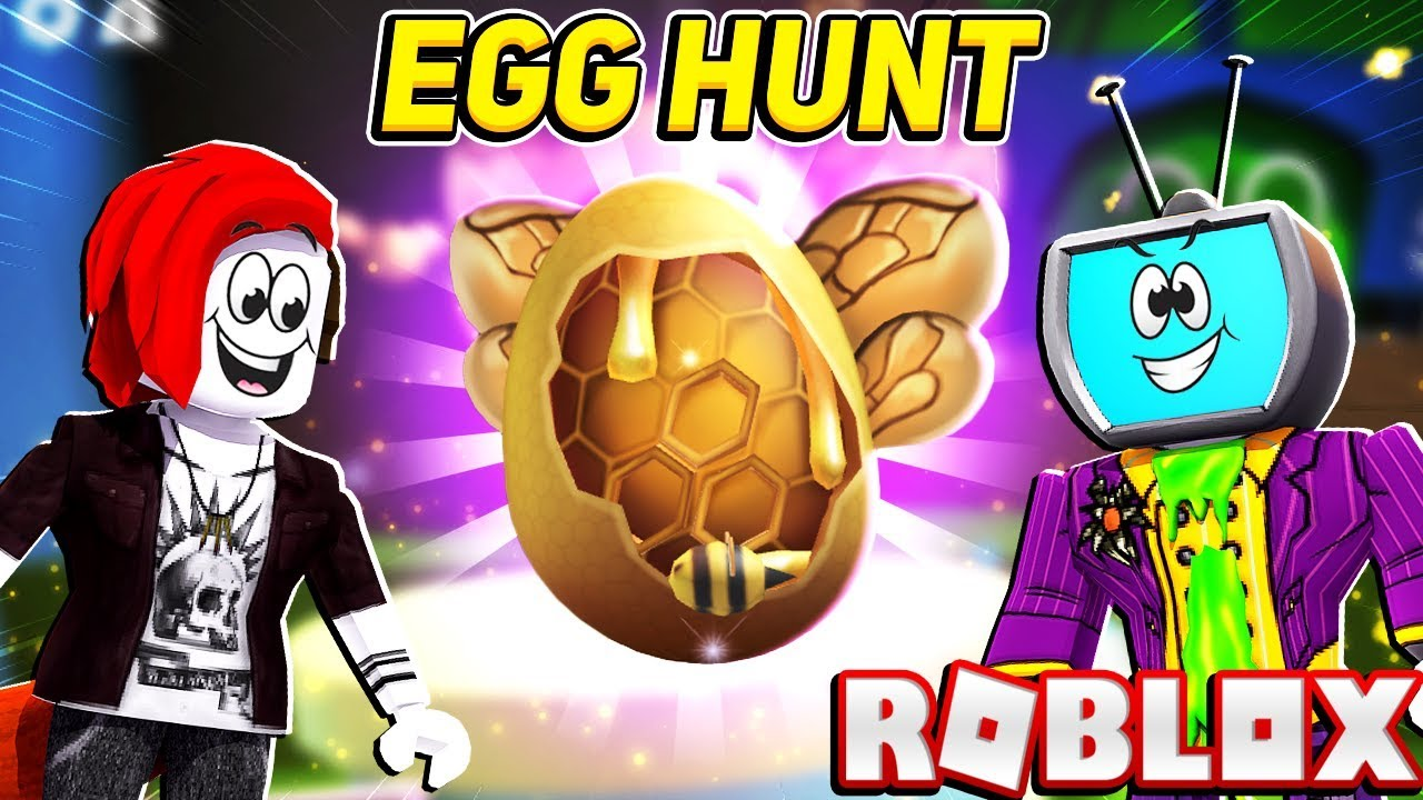 Roblox Easter Egg Hunt 2019 Youtube Roblox Free Kid Games - Egg Hunt Plastic Egg Locations Flight Of The Bumble Egg In Roblox Bee Swarm Simulator