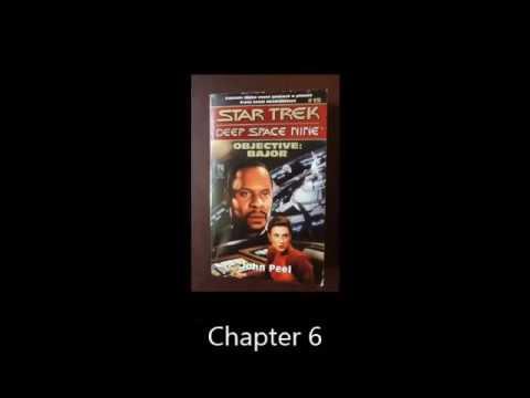 Star Trek Objective Bajor Audiobook Chapters 6-10 by John Peel (Fan-Made) Audiodrama Editing