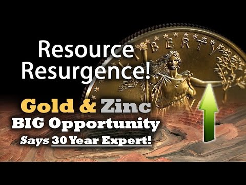 Gold & Resources to Rally BIG Says 30 Year Mining Expert - Jim Gowans Interview