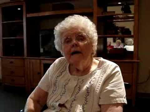 Aunt Bea  July 12, 2008