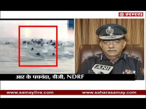 RK Pachnanda on Died 24 people by boat drowning in Patna