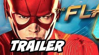 The Flash Season 4 Episode 1 Promo Breakdown