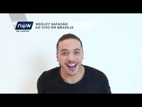 Wesley Safadão - Ao Vivo Em Brasília No Now - Assista Quando Quiser