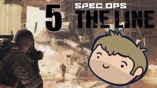 Wakacyjny kurort piekło - Spec Ops: The Line #5【Gnomek】