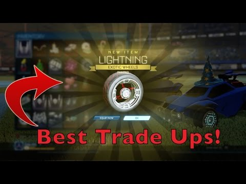 Best Trade Ups Rocket League #2