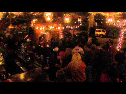 """""""The Ohio City Singers""""  """"Holiday Hop"""" encore & Bar Choris and Band doing ....."""