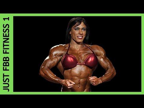 Selma Labat – IFBB Pro Female Bodybuilder from Brazil