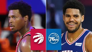 Toronto Raptors vs. Philadelphia 76ers [FULL HIGHLIGHTS] | 2019-20 NBA Highlights